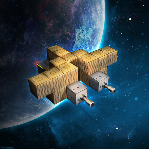 BlockAircraft-Space 2.19.5 APKModDownload for android