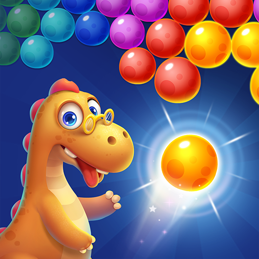 Bubble Shooter Primitive Dinosaurs - Egg Shoot 1.02 APKModDownload for android