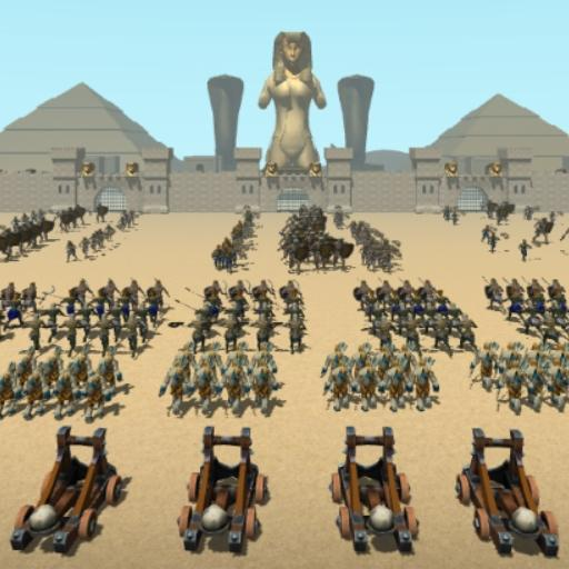 CLASH OF MUMMIES PHARAOH RTS 2.1 APKModDownload for android