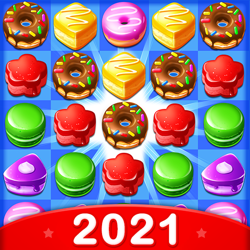 Cake Match 3 Mania 1.22.6 APKModDownload for android