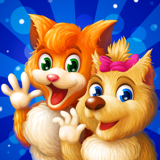 Cat Dog Story Adventure Games 2.1.0 APKModDownload for android
