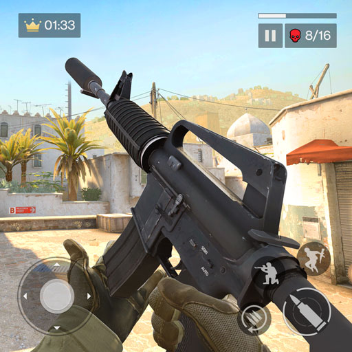 Critical Strike CS Sniper Shooting 1.0.14 APKModDownload for android