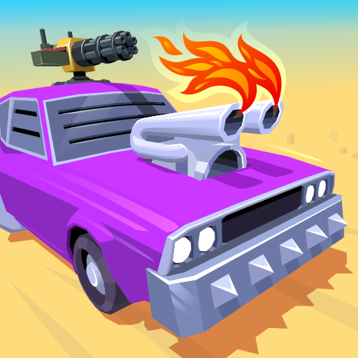 Desert Riders - Car Battle Game 1.2.7 APKModDownload for android