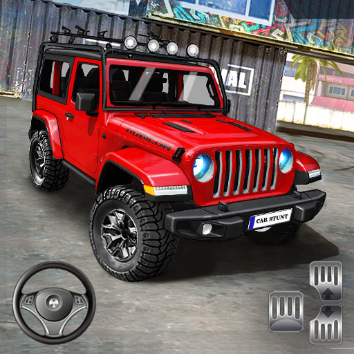 Extreme Jeep Stunts -Mega Ramp-Free Car Games 2021 3.0 APKModDownload for android