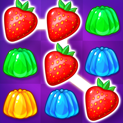 Gummy Paradise - Free Match 3 Puzzle Game 1.5.4 APKModDownload for android