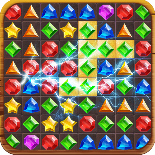 Jewels Jungle Treasure Match 3 Puzzle 1.7.7 APKModDownload for android