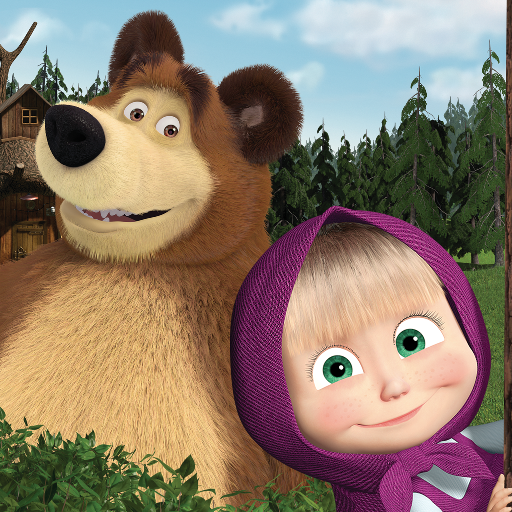 Masha and the Bear. Educational Games 5.5 APKModDownload for android