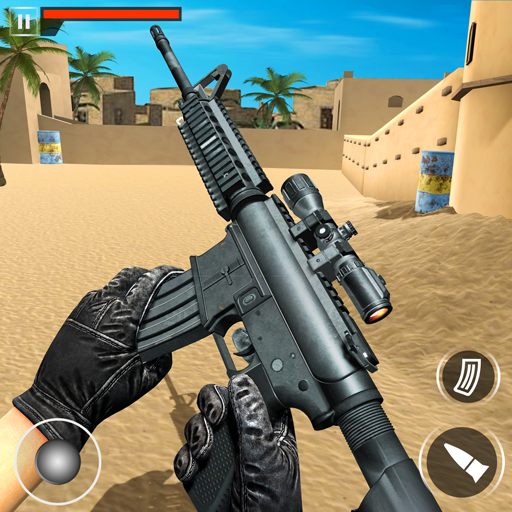 Modern Commando Shooting 3D Free Shooting Games 1.0 APKModDownload for android