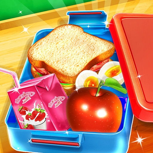 My LunchBox - School Kids Cooking Game 1.0.7 APKModDownload for android
