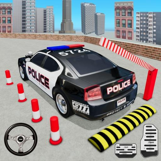 Police Car Parking Simulator 2020 Free Car Games 1.1.46 APKModDownload for android