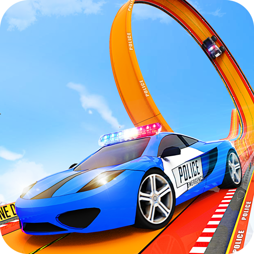 Police Ramp Car Stunts GT Racing Car Stunts Game 3.4 APKModDownload for android
