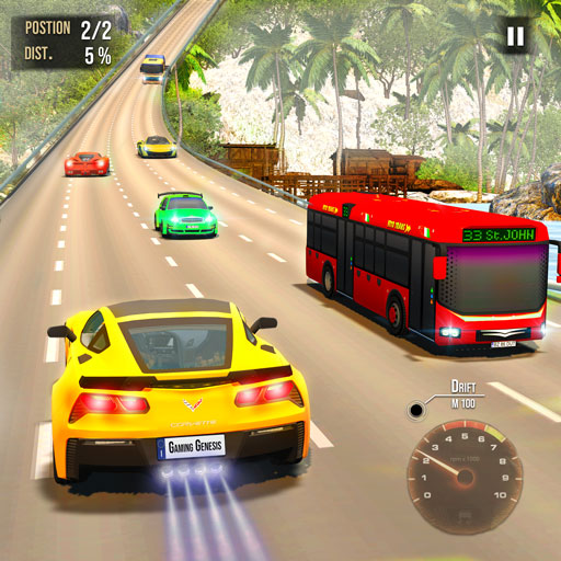 Racing Games Ultimate New Racing Car Games 2021 1.0 APKModDownload for android