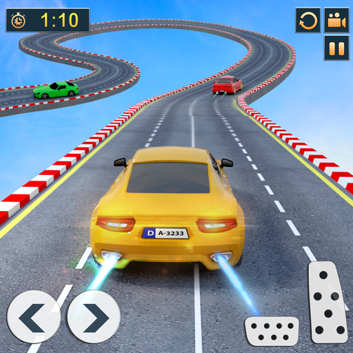 Ramp Car Stunts Racing - Free New Car Games 2021 3.5 APKModDownload for android