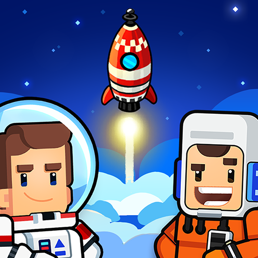 Rocket Star - Idle Space Factory Tycoon Game 1.48.0 APKModDownload for android