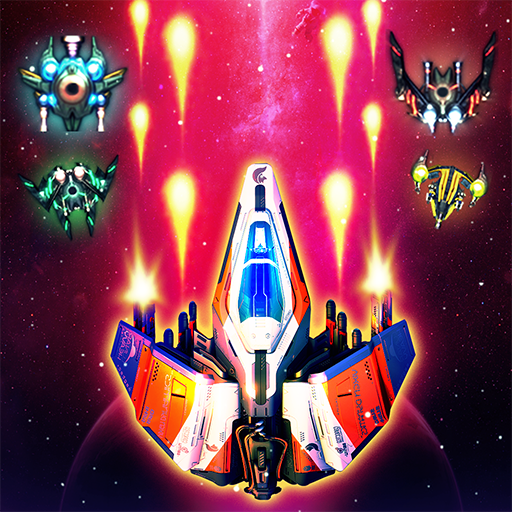 Space War Spaceship Shooter 4 APKModDownload for android