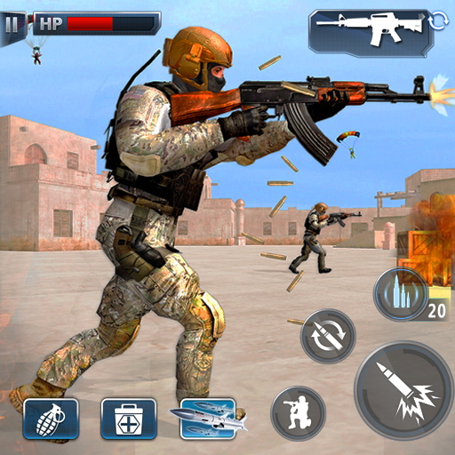 Special Ops 2020 Multiplayer Shooting Games 3D 1.1.3 APKModDownload for android