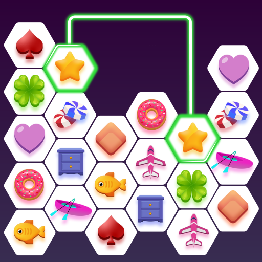 Tile Match Hexa 1.0.2 APKModDownload for android