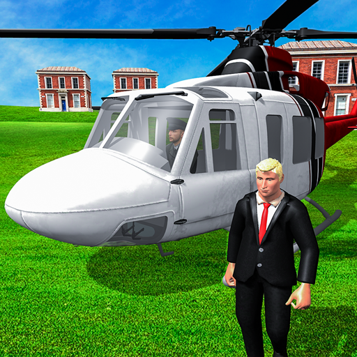 US President Escort Helicopter Air Force VTOL 3D 1.7 APKModDownload for android