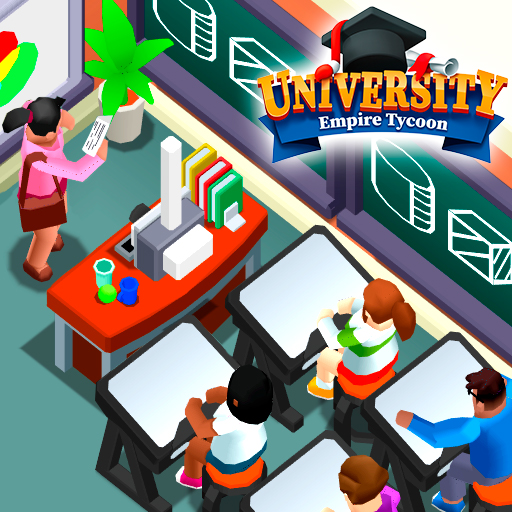 University Empire Tycoon - Idle Management Game 0.9.5 APKModDownload for android