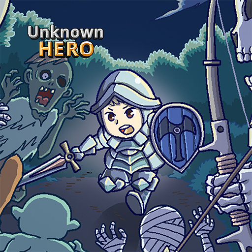 Unknown HERO - Item Farming RPG. 3.0.284 APKModDownload for android