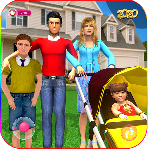 Virtual Family - Happy Life Dad Mom Simulator 2020 1.1 APKModDownload for android