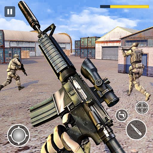 Army Commando Playground - New Free Games 2021 1.25 APK Mod Download for android