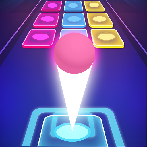 Beat Ball Dancing Color Hop 1.2 APK Mod Download for android