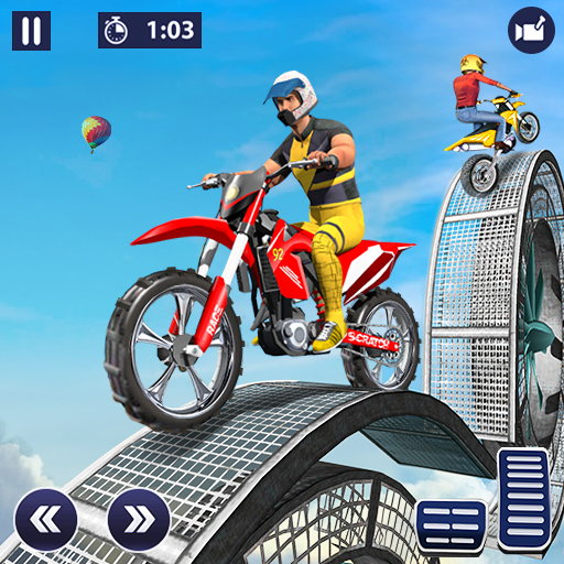 Bike Stunt Racing 3D Bike Games - Free Games 2021 1.1.06 APK Mod Download for android