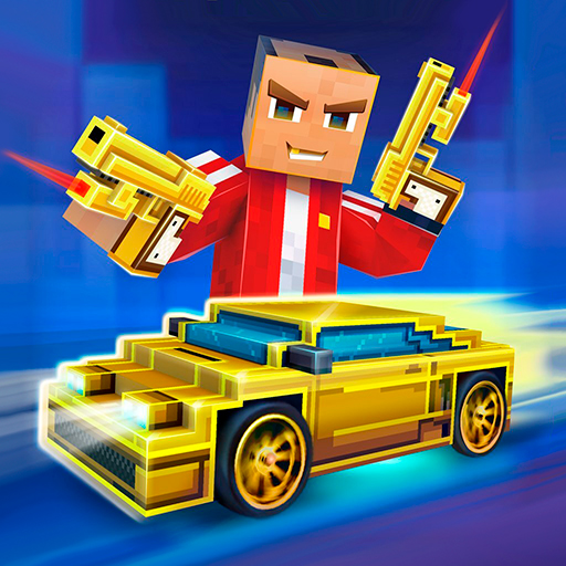 Block City Wars Pixel Shooter with Battle Royale 7.2.2 APK Mod Download for android