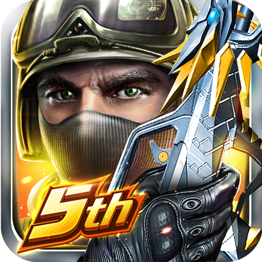 Crisis Action 5th Anniversary 4.1.7 APK Mod Download for android