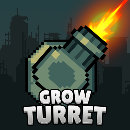 Grow Turret - Idle Clicker Defense 7.6.3 APK Mod Download for android