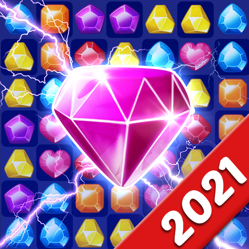 Jewels Crush Legend- Diamond Gems Free Match 3 1.0.5 APK Mod Download for android
