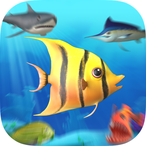 Let Me Eat Big fish eat small 1.0.3 APK Mod Download for android