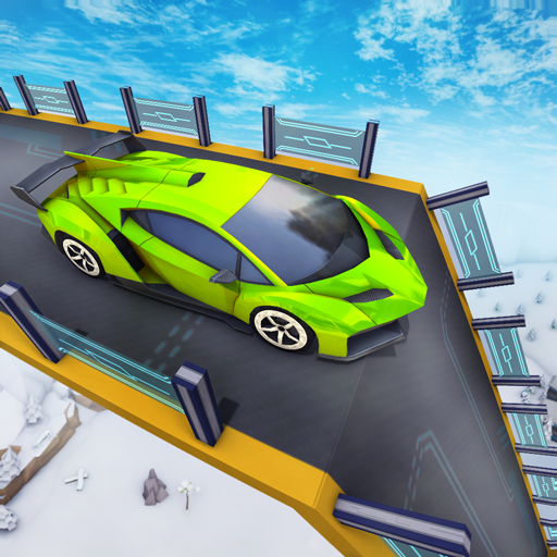 Mega Ramps - Galaxy Racer 2.0.0 APK Mod Download for android