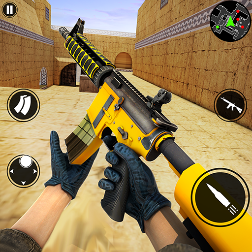 New Counter Terrorist Gun Shooting Game APK Mod Download for android