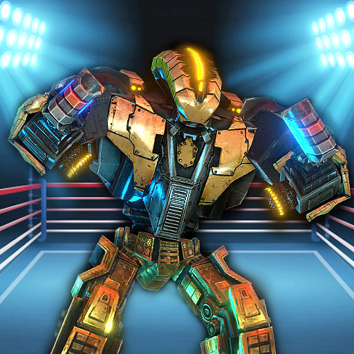 Real Robot Ring Boxing 1.16 APK Mod Download for android