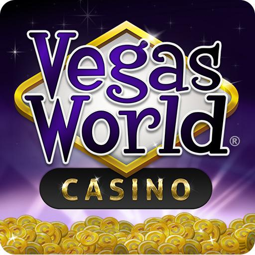 Vegas World Casino Free Slots Slot Machines 777 341.8782.9 APK Mod Download for android