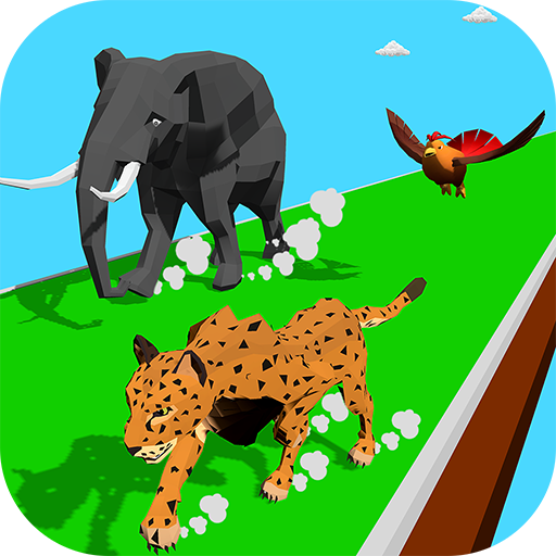 Animal Transform Race - Epic Race 3D APK Mod Download for android