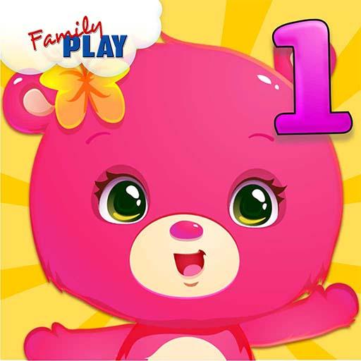 Baby Bear First Grade Games APK Mod Download for android
