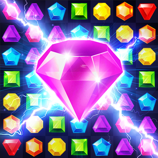 Jewels Planet - Free Match 3 Puzzle Game APK Mod Download for android