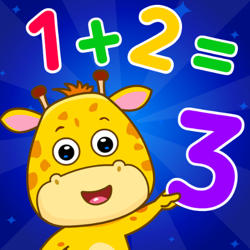 Learn 123 Numbers Counting for Kids Math Games APK Mod Download for android
