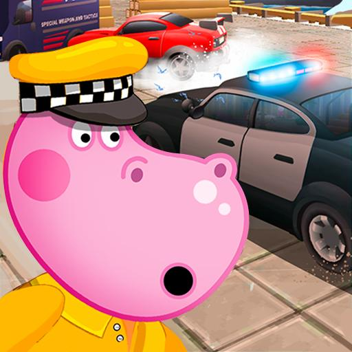 Professions for kids Driver 3D APK Mod Download for android