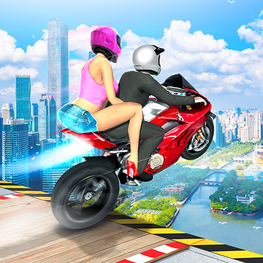 Ramp Bike Jumping APK Mod Download for android
