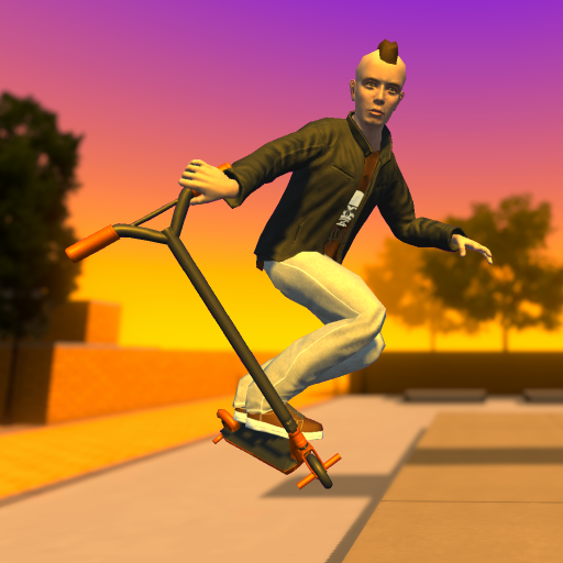 Street Lines Scooter APK Mod Download for android