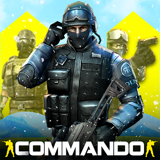 Call Of IGI Commando Mobile Duty- New Games 2021 APK Mod Download for android