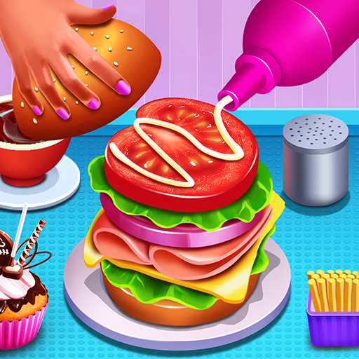 Cooking Square Food Street APK Mod Download for android