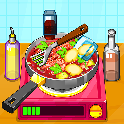 Cooking Thai Food APK Mod Download for android
