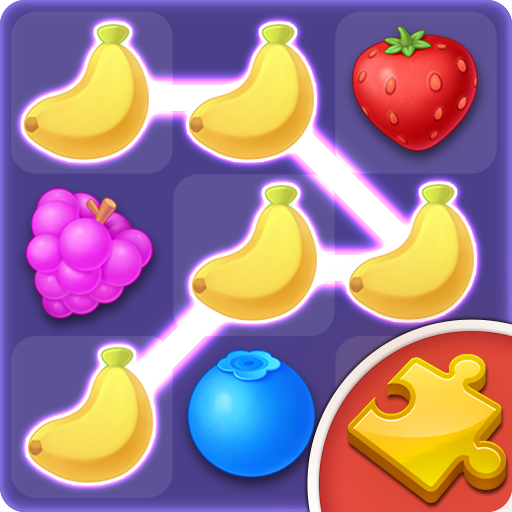 Fruit Jigsaw Link Blast APK Mod Download for android
