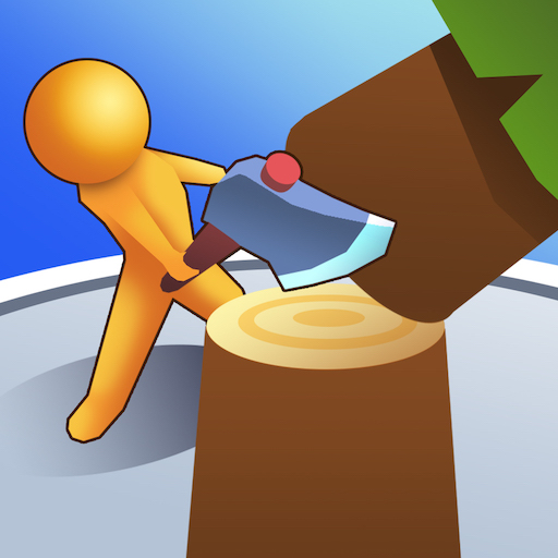 Lumber Rush - Craft World Craft Runner Remaster APK Mod Download for android