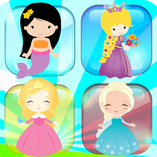 Memory matching games 2-6 year old games for girls APK Mod Download for android